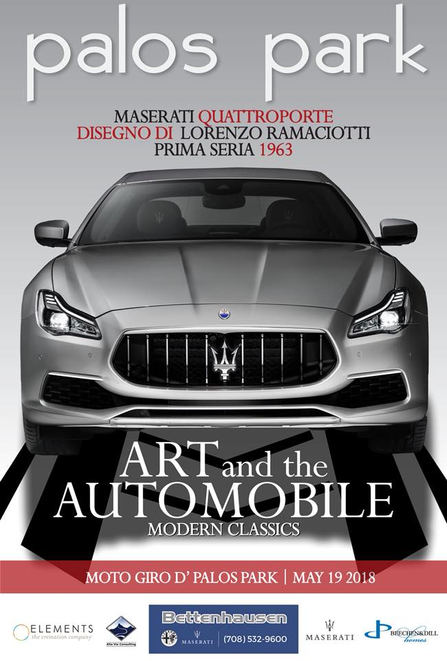 Art and the Automobile poster