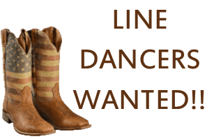 Line Dancers wanted
