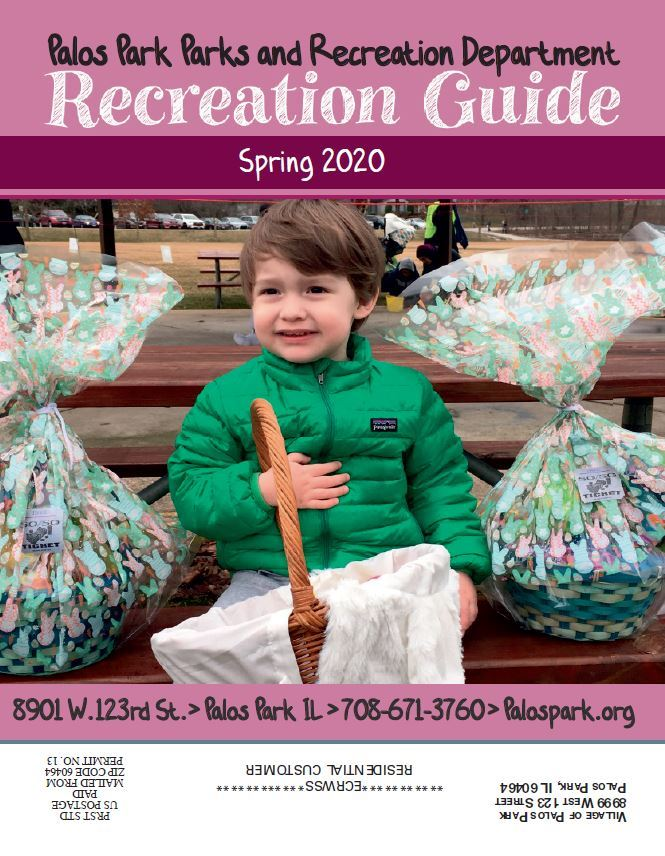 Recreation Guide Opens in new window