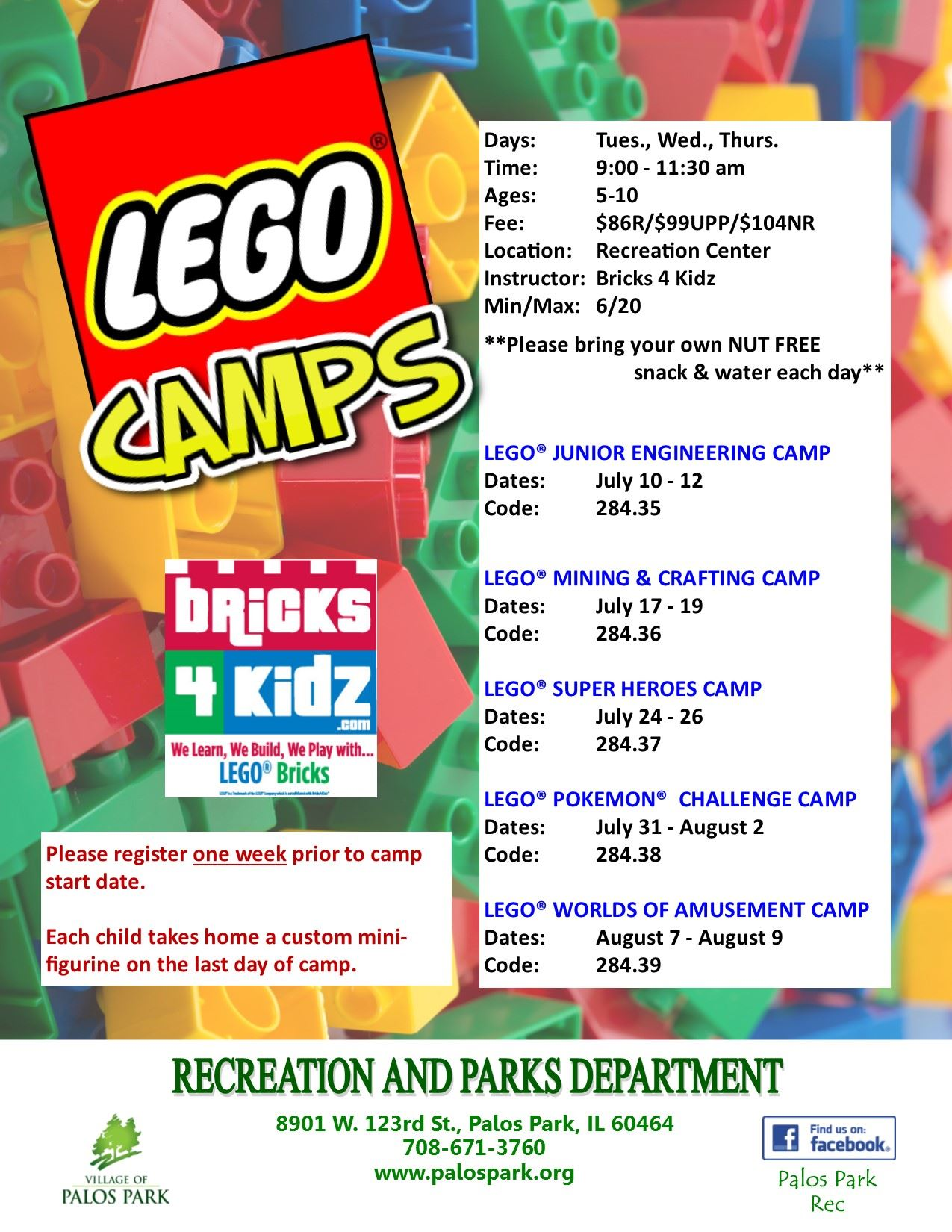 LEGO CAMPS  star galaxy