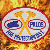 Fire Protection District Patch