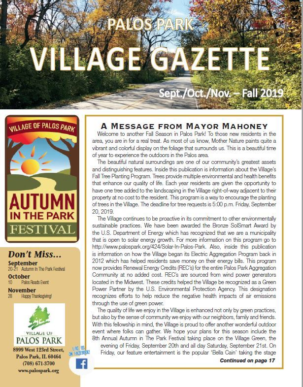 fall village cover