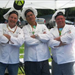 3 Chefs at the Chili Cook-Off